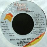 J.C.LODGE & SUGAR MINOTT / SINCE YOU CAME INTO MY