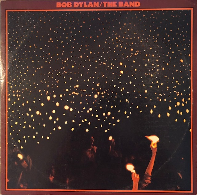 BOB DYLAN ・ THE BAND / BEFORE THE FLOOD
