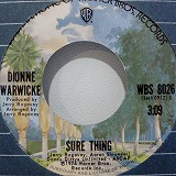 DIONNE WARWICKE / SURE THING