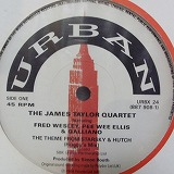 THE JAMES TAYLOR QUARTET / THE THEME FROM STARSKY