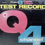 VARIOUS / PROJECT 3 POPULAR SCIENCE TEST RECORD