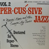 SID COOPER AND ORCHESTRA / PERCUSSIVE JAZZ VOL.2
