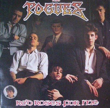 THE POGUES / RED ROSE FOR ME