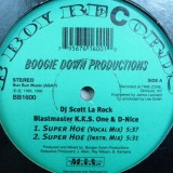 BOOGIE DOWN PRODUCTIONS / SUPER HOE