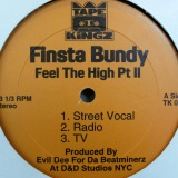 FINSTA BUNDY / FEEL THE HIGH PT �