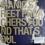 MANIC STREET PREACHERS / FOUND THATS OUL