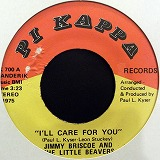 JIMMY BRISCOE & THE LITTLE BEAVERS / MOVIN' ON