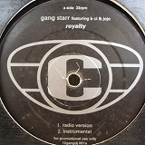 GANG STARR / ROYALTY
