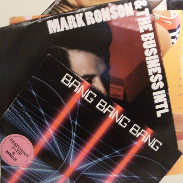 MARK RONSON & BUSINESS INTL / BANG BANG BANG