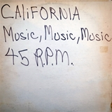 CALIFORNIA / MUSIC MUSIC MUSIC