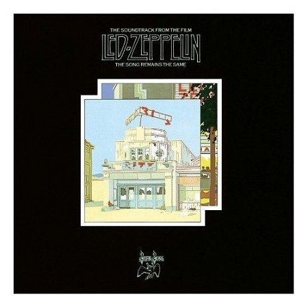 LED ZEPPELIN / THE SONG REMAINS THE SAME