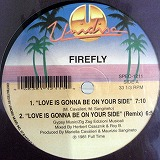 FIREFLY / LOVE IS GONNA BE ON YOUR SIDE