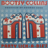 BOOTSY COLLINS / PARTY LICK-A-BLE'S