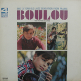 BOULOU /THE 13 YEAR OLD JAZZ SENSATION FROM FRANCE