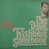 DAVE FRISHBERG  / SONG BOOK VOLUME NO.1