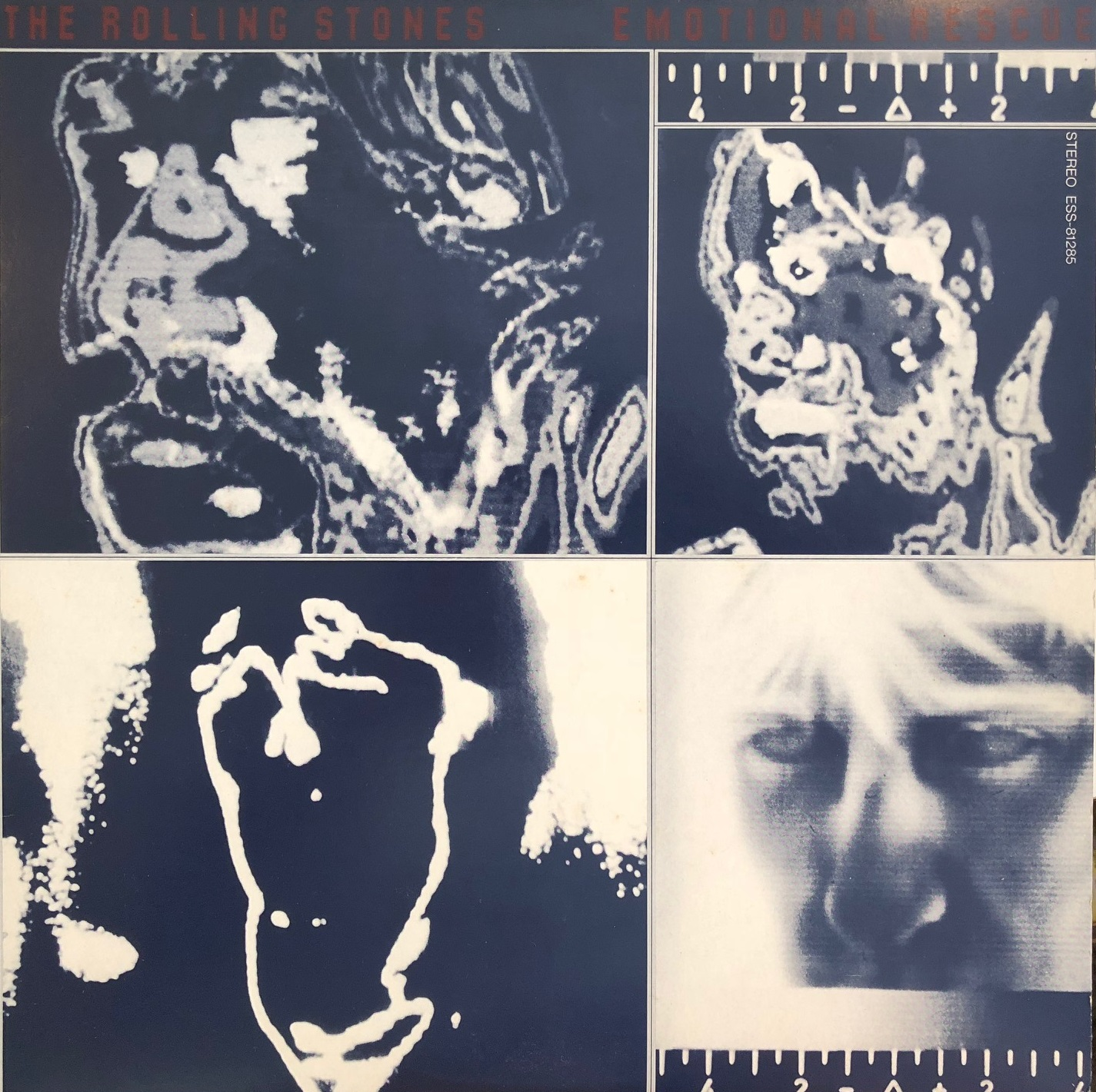 ROLLING STONES / EMOTIONAL RESCUE