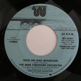 MIKE THEODORE ORCHESTRA / HIGH ON MAD MOUNTAIN