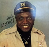 JACK MCDUFF / LIVE IT UP