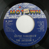 JACKSON 5 / MAYBE TOMORROW
