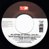 WAYNE WONDER / NO LETTING GO CLUB REMIX