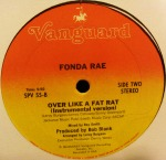 FONDA RAE / OVER LIKE A FAT RAT