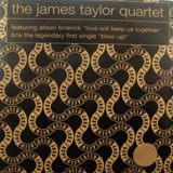 JAMES TAYLOR QUARTET / LOVE WILL KEEP US TOGETHER