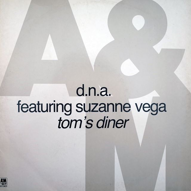 D.N.A. FEAT. SUZANNE VEGA / TOM'S DINER