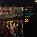 JOHN COLTRANE / LIVE AT VILLAGE VANGUARD AGAIN!