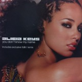 ALICIA KEYS / YOU DON'T KNOW MY NAME