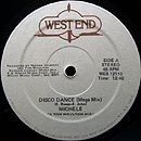 MICHELE / DISCO DANCE (MEGA MIX)