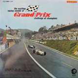 THE EXCITING RACING SOUNDS OF GRAND PRIX CHALLENGE