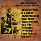 VARIOUS / A TRIBUTE TO BURT BACHARACH COMPOSER, ARRANGER, CONDUCTOR