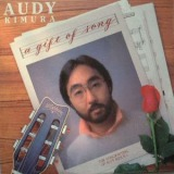 AUDY KIMURA / A GIFT OF SONG