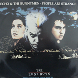 ECHO & THE BUNNYMEN / PEOPLE ARE STRANGE