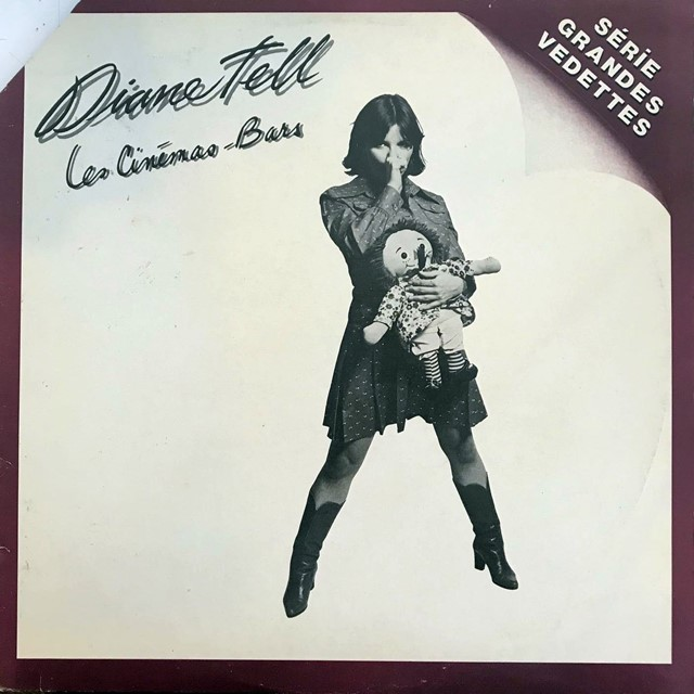 DIANE TELL / LES CINEMAS-BARS