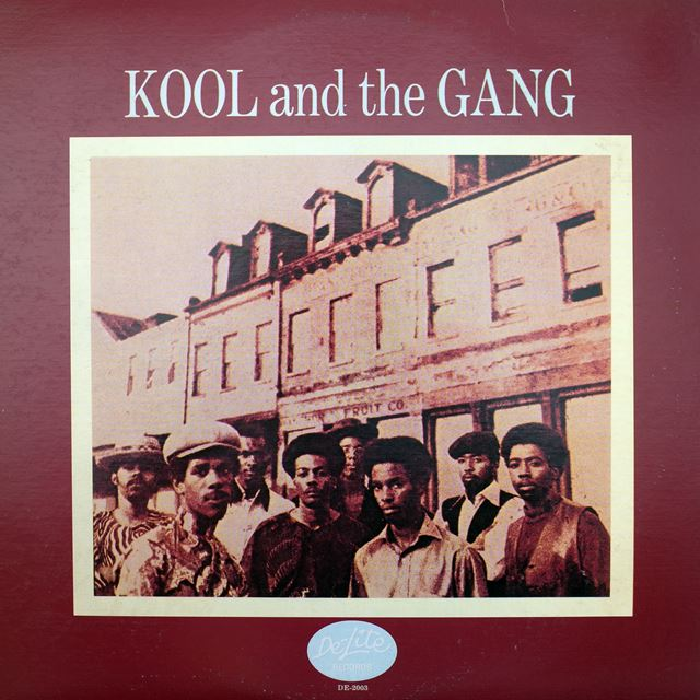 KOOL & THE GANG / SAME