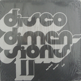 VARIOUS / DISCO DIMENSIONS EP 2