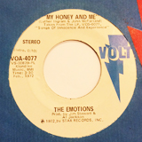 EMOTIONS / MY HONEY AND ME