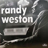 RANDY WESTON / BLUES