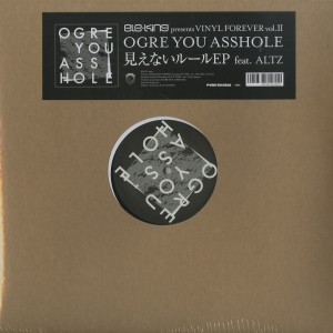 OGRE YOU ASSHOLE / 見えないルール EP