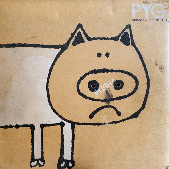 PYG / ORIGINAL FIRST ALBUM