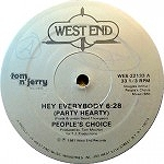 PEOPLE'S CHOICE / HEY EVERYBODY (PARTY HEARTY)