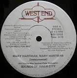 SOUNDS OF INNER CITY / MARY HARTMAN MARY HARTMAN