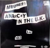 MEGADETH / ANARCHY IN THE U.K.
