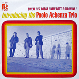 PAOLO ACHENZA TRIO / INTRODUCING THE PAOLO ACHENZA