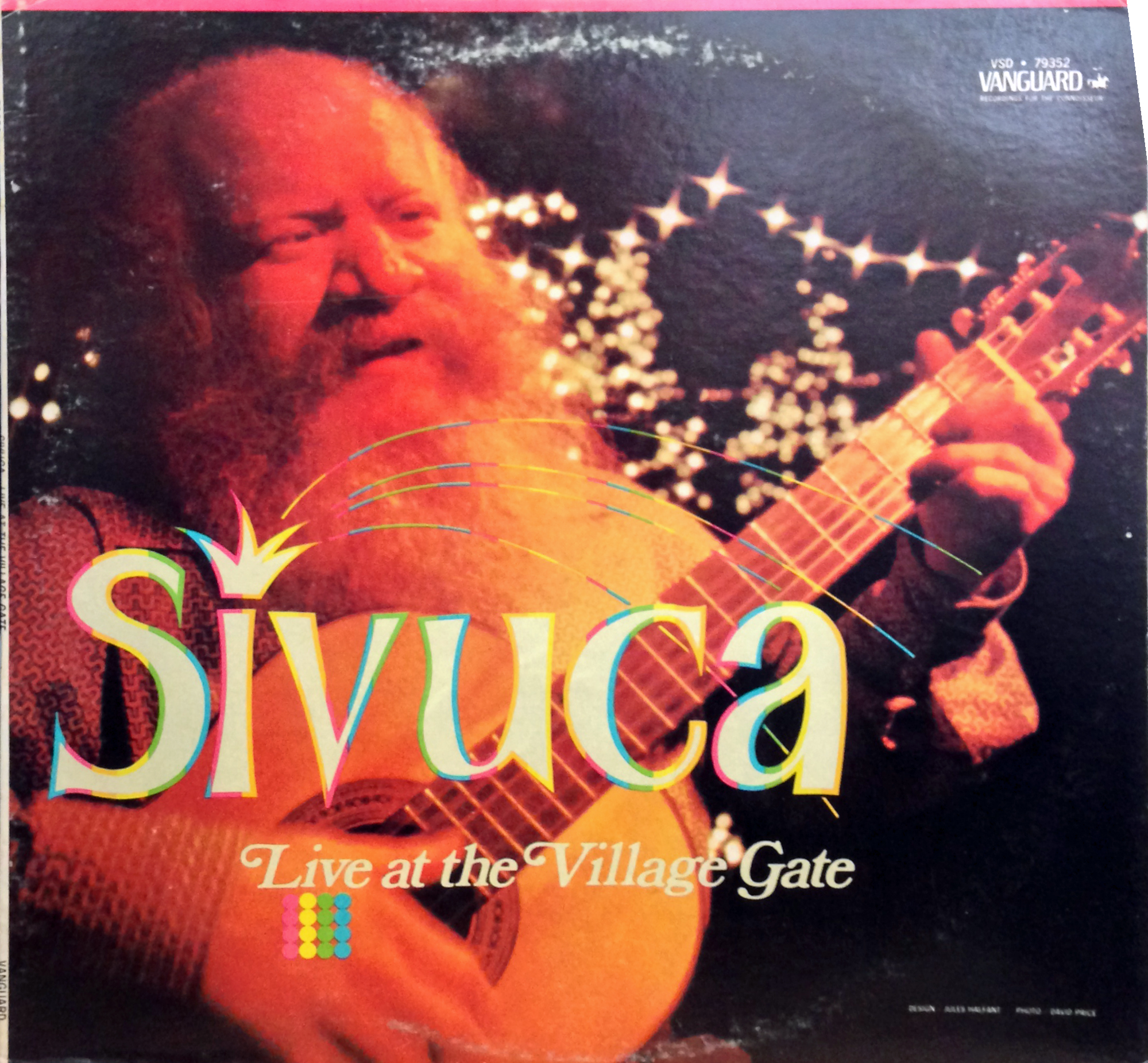 SIVUCA / LIVE AT THE VILLAGE GATE