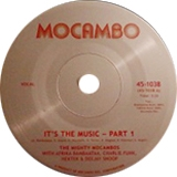 MIGHTY MOCAMBOS / IT'S THE MUSIC