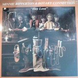 MINNIE RIPPERTON & ROTARY CONNECTION / HEY LOVE