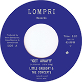 LITTLE GREGORY & THE CONCEPTS / GET AWAY!!