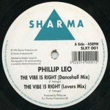 PHILLIP LEO / VIBE IS RIGHT